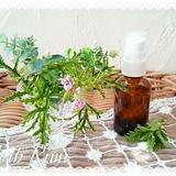ハーブの優しい香り【天然ルームスプレー作り】:写真